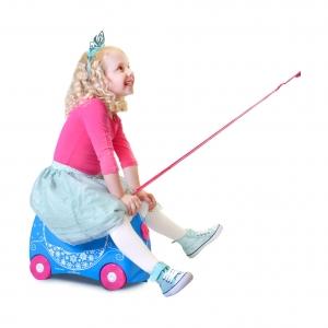 Чемодан на колесиках Карета Принцессы