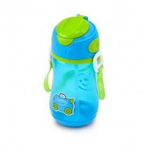Бутылочка для воды, голубая