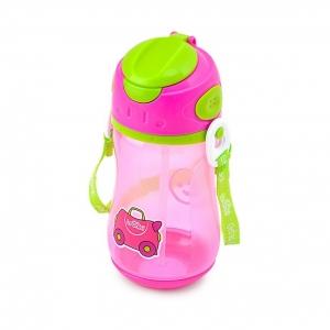 Бутылочка для воды, розовая