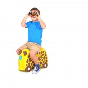 Чемодан на колесиках Жираф Джери