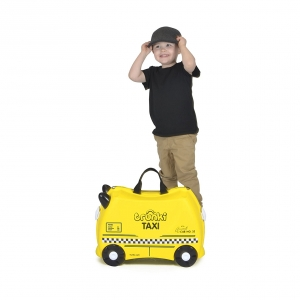 Чемодан на колесиках Тони Таксист
