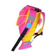 Рюкзак Paddlepak Middle Коралловая Рыбка, розовый