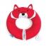 Подголовник Yondi Fox, красный