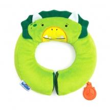 Подголовник Yondi Dino, зеленый