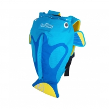 Рюкзак Paddlepak Middle Коралловая рыбка, синий
