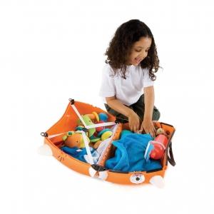 Набор чемодан Тигр Типу и рюкзак
