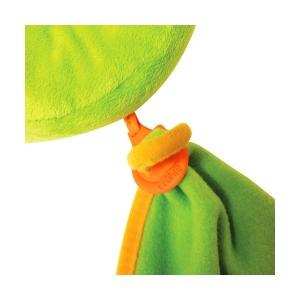 Набор подушка с пледом Дино и подголовник