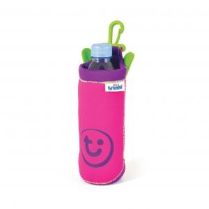 Чехол для бутылки, розовый