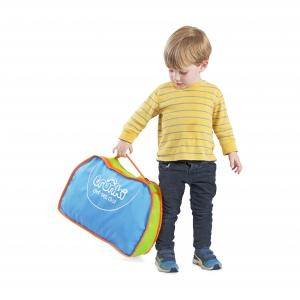 Набор чемодан Терранс, сумка и наклейки