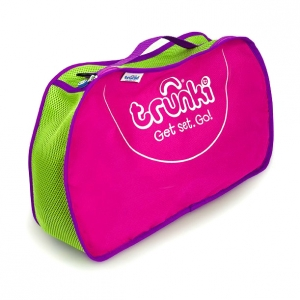 Набор чемодан Трикси, сумка и наклейки