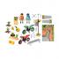 Игровая карта Playmobil Мототрасса